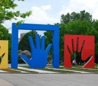 Выступление 4 июня в Парке 50-летия Октября