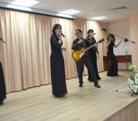 Группа «Остров Мечты» выступление в «Санатории «Ватутинки» МВД России»