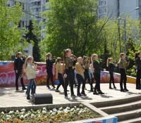 24 мая 2017 года выступление группы «Зернышко»
