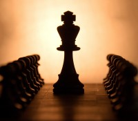 Клип «Фигуры шахматной доски»