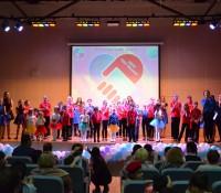 Отчетный концерт «Помним историю — созидаем мир»