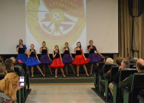 Центральный музей Вооруженных Сил РФ «100 летие Ордена Красного Знамени»