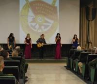 10 ноября 2018 Выступление группы «Остров Мечты» в Центральном музее вооруженных сил РФ